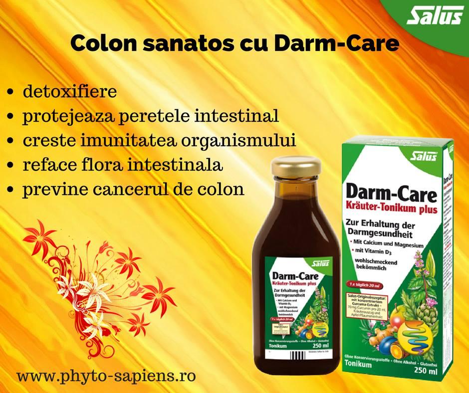 Detoxifiere cu Darm-Care